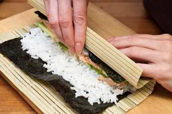 The image for CULTURES COOK: SUSHI