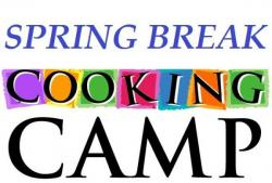 The image for SPRING BREAK COOKING & BAKING CAMP: AGES 10-14