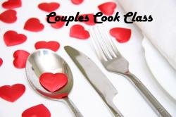 The image for COUPLES COOK: COOL FOODS FOR HOT SUMMER NIGHTS