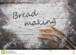 "The image for ""FROM SCRATCH"" BREAD BAKING SERIES for ADULTS & TEENS"