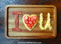 The image for PCKids JR. CHEFS (AGES 6-9): A VALENTINE FAMILY BREAKFAST